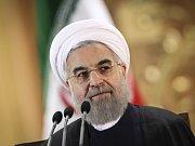 Íránský prezident Rúhání
