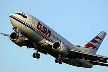 V Českých aeroliniích (ČSA) se bude propouštět.