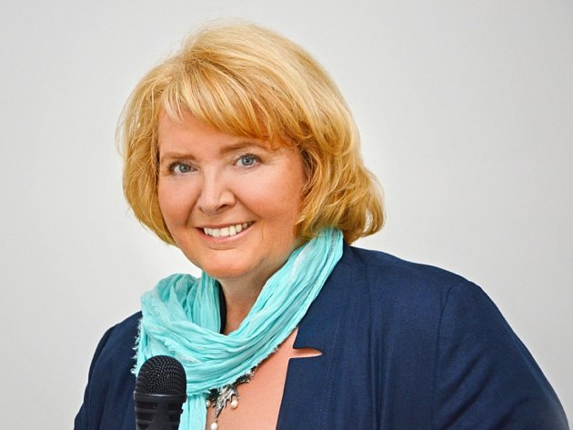Ludmila Rakušanová.