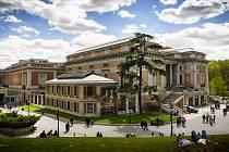 Muzeum El Prado v Madridu.