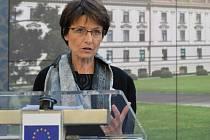 Eurokomisařka Marianne Thyssenová.