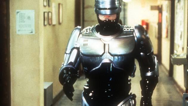 Budou se v budoucnu vojáci podobat filmovému Robocopovi? Ilustrační foto.