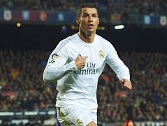 Cristiano Ronaldo a jeho radost