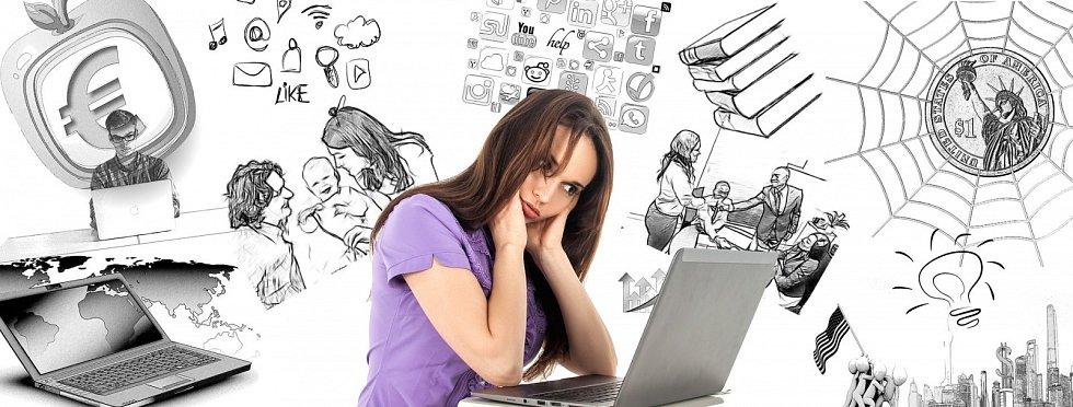 Když se pracovní zátěž přenáší i do pohody rodinného života, je zle.
