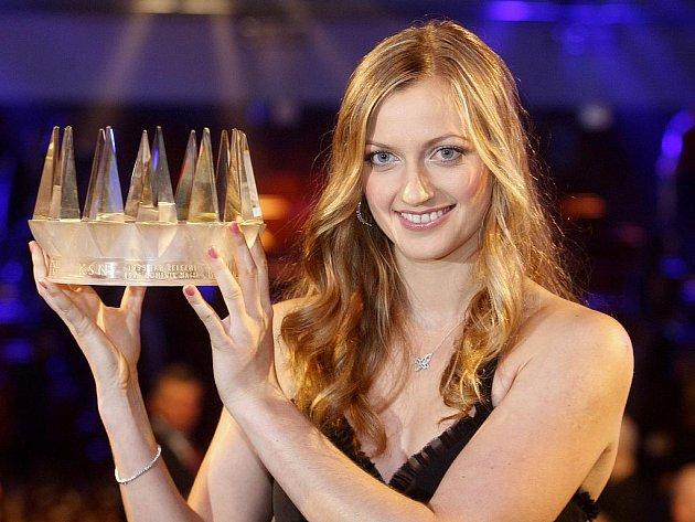 Sportovkyní roku 2011 se stala tenistka Petra Kvitová.