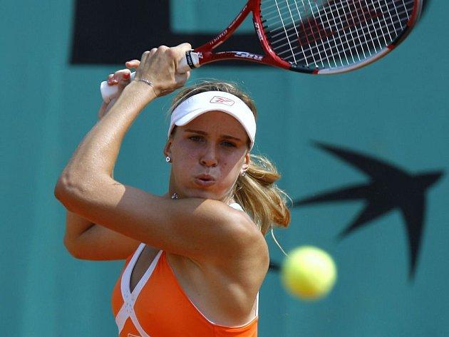 Česká tenistka Nicole Vaidišová neuspěla v úterním čtvrtfinále grandslamového Roland Garros.