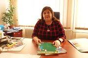 Ředitelka užhorodské školy Světlana Fesenko