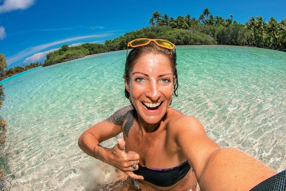 Pláže Francouzské Polynésie, Severní Fakarava