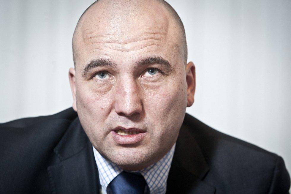 Generální ředitel Všeobecné zdravotní pojišťovny Zdeněk Kabátek poskytl 1. února v Praze Deníku rozhovor.