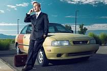 Jen několik dnů po celosvětové premiéře se televizní stanice AMC vytasila s napjatě očekávaným spin-offem Perníkového táty (Breaking bad) s názvem Better Call Saul.