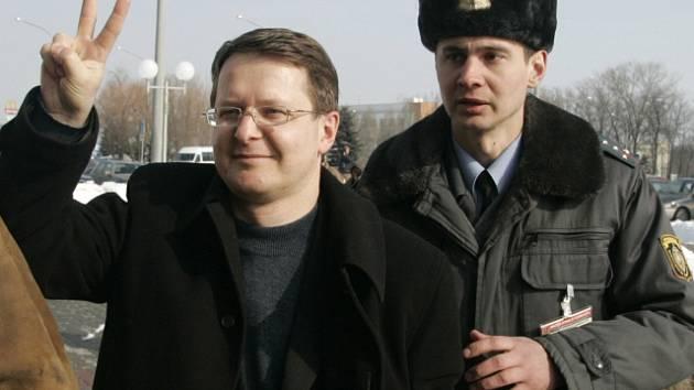 Bělorus Vincuk Vjačorka