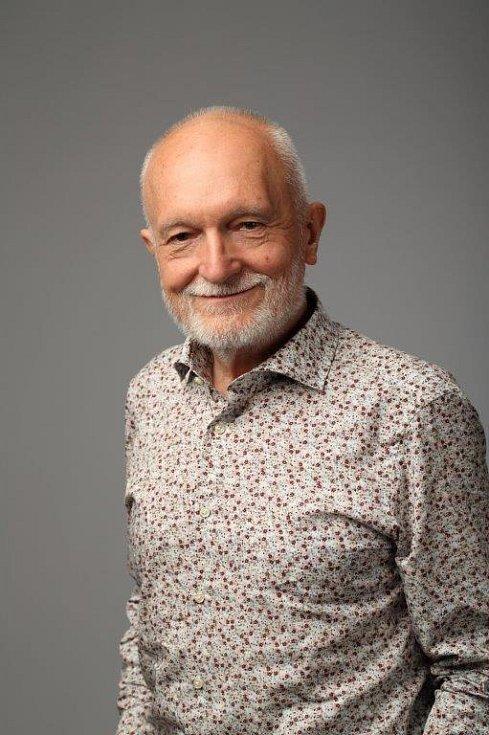 Filozof Václav Budínský.