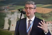 Ministr průmyslu za ANO Karel Havlíček