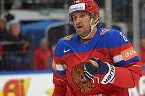Rusko nastoupilo proti Švýcarsku už i s Alexandrem Ovečkinem.