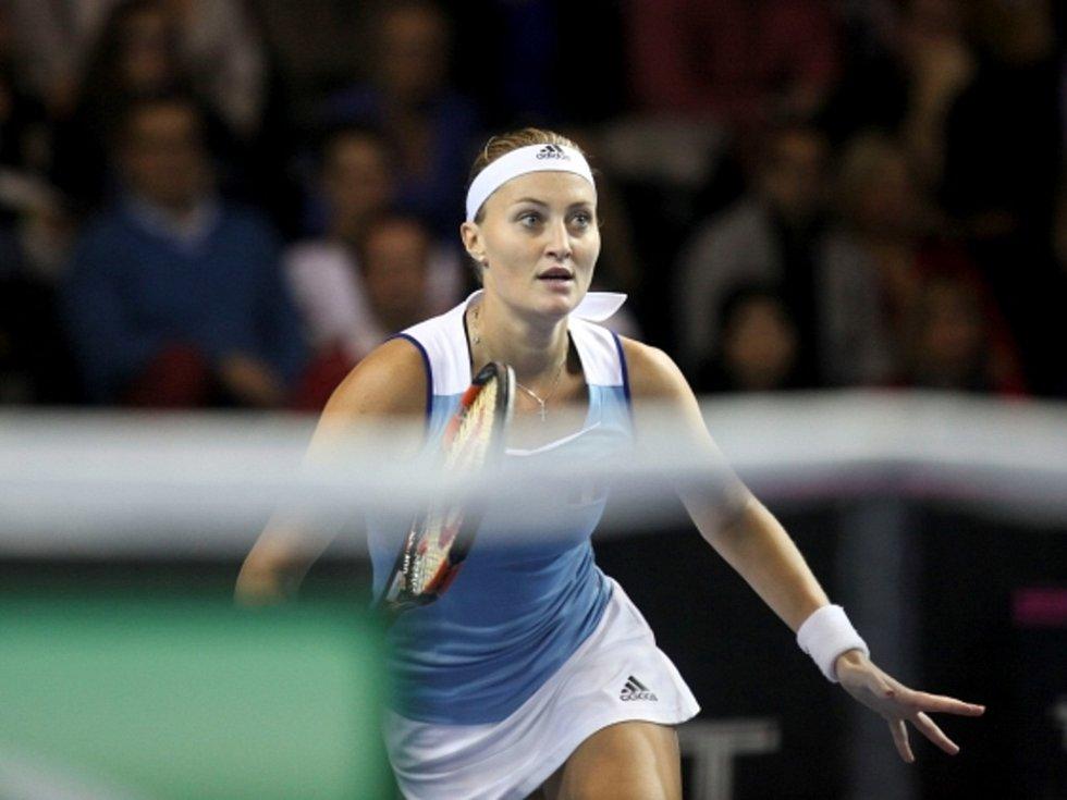 Kristina Mladenovicová z Francie.