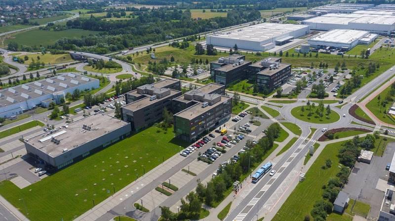 Celkem 292 budov firmy CTP na stovce různých lokalit v šesti zemích má potvrzenou certifikaci BREEAM.