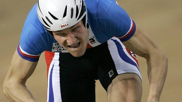 Cyklista Kaňkovský je mistrem světa v omniu.