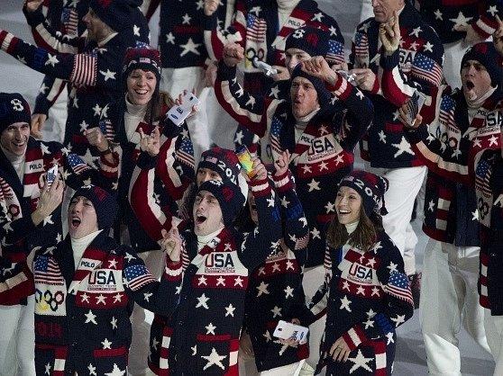 Američané a jejich svetry