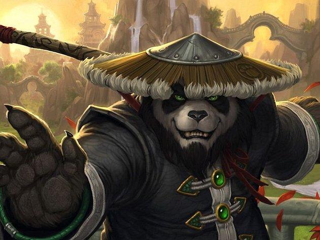 Počítačová hra World of Warcraft: Mists of Pandaria.