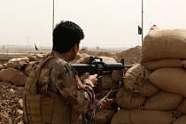 Boj proti Islámskému státu v Sýrii a Iráku. Ilustrační foto.