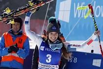 Tina Weiratherová překvapivě vyhrála Super-G v německém Garmisch Partenkirchenu.