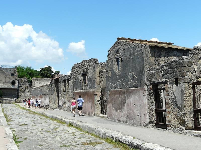 Pompejská ulice