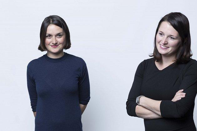 Schwestern založily sestry Monika Cihlářová a Iveta Čermáková.