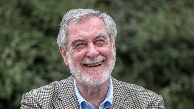 Michal Prokop poskytl 24. září v Praze rozhovor Deníku.