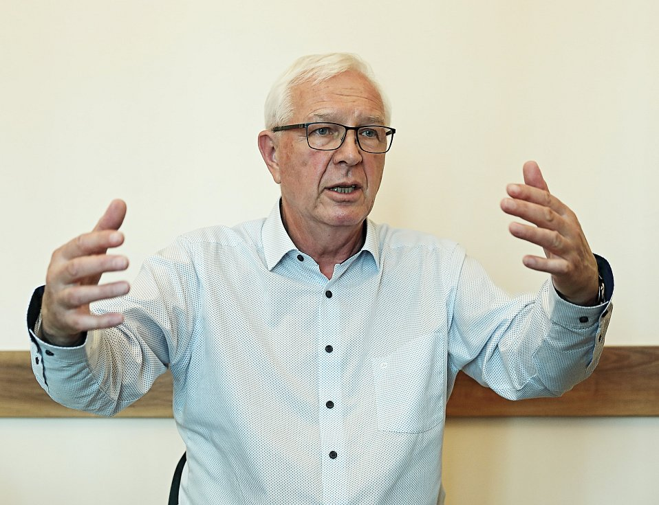 Jiří Drahoš.