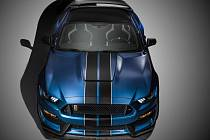 Shelby GT350R Mustang.