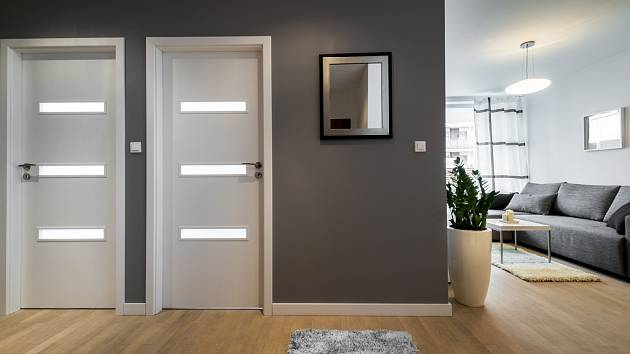 Z hlediska designu patří k dlouhodobě nejprodávanějším bílé dveře