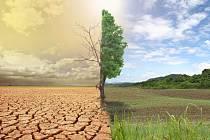 Globální oteplování.