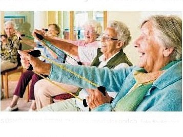 žít ve zdraví do stáří