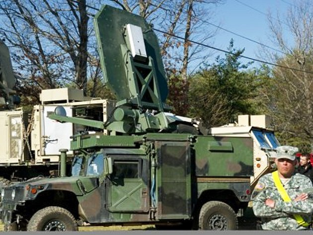 Active Denial System (ADS).