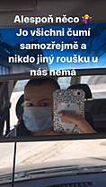 Jana Riedlová, Facebook