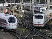 Vlaky Deutsche Bahn