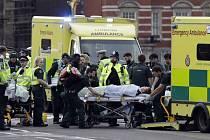 Foto z dnešního útoku v Londýně