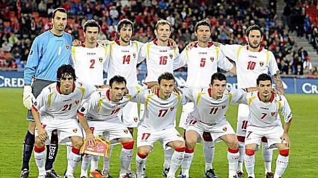 Fotbalisté Černé Hory jsou poslední překážkou českým fotbalistům před fotbalovým EURO.