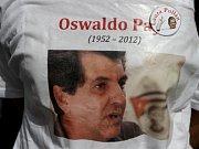Kubánský disident Oswaldo Payá