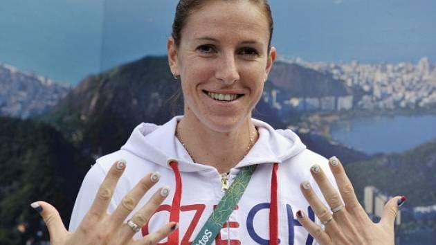Zuzana Hejnová v Riu