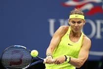 Lucie Šafářová na US Open.