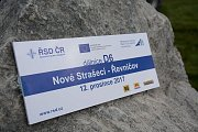 Zahájení výstavby dálnice D6 u Řevničova