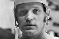 Hokejová legenda Vladimir Petrov.
