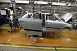 Jak vypadá montáž Fabií ve Škoda Auto