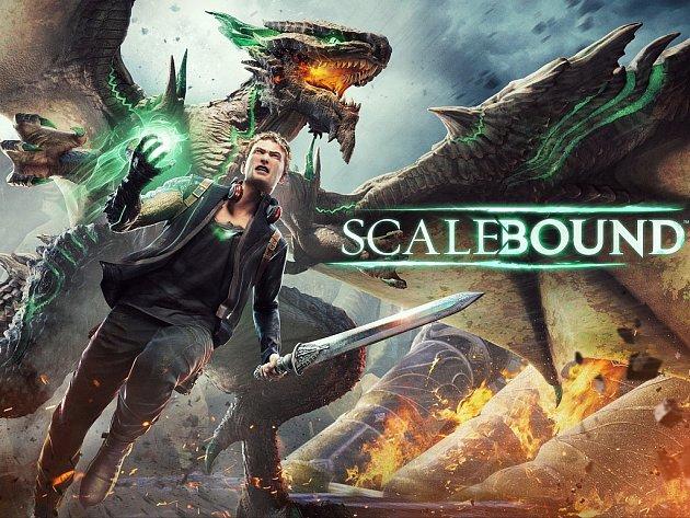 Konzolová i počítačová hra Scalebound.