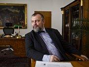 Ředitel hradního zahraničního odboru Hynek Kmoníček