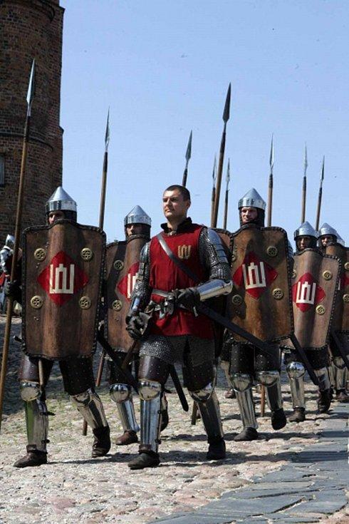 Rekonstrukce litevského vojenského oddílu z druhé polvojny 14. až první poloviny 15. století