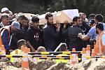Na Novém Zélandu začaly pohřby obětí masakru v Christchurchi
