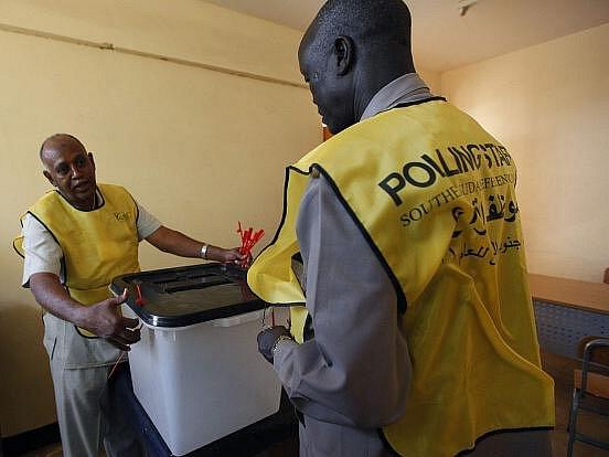 V jižním Súdánu začalo referendum o jeho odtržení od severu země.