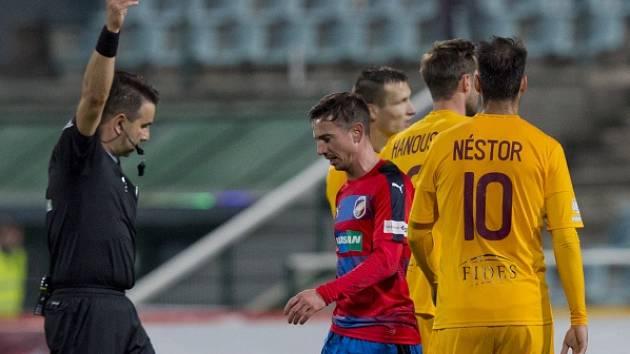 12. kolo první ligy: Dukla - Plzeň 0:1